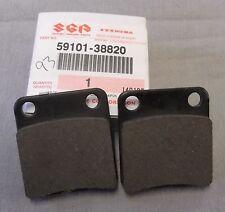 Genuine Suzuki LT-A400 LH Left Front Brake Pad & Shim Set 59101-38820