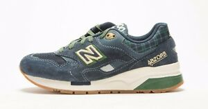 new balance 1600 women green