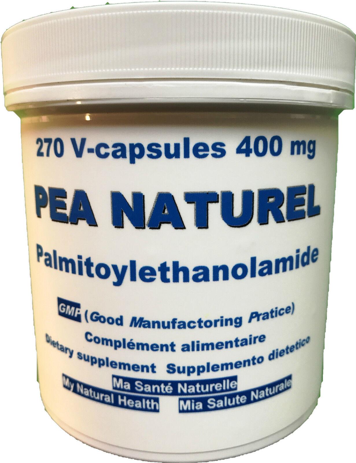 Pea Naturel - Palmitoyléthanolamide UM - Douleurs chroniques / / chroniques chronic pains 67a039