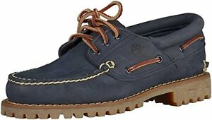 3 Eye Classic Lug Boat Shoes