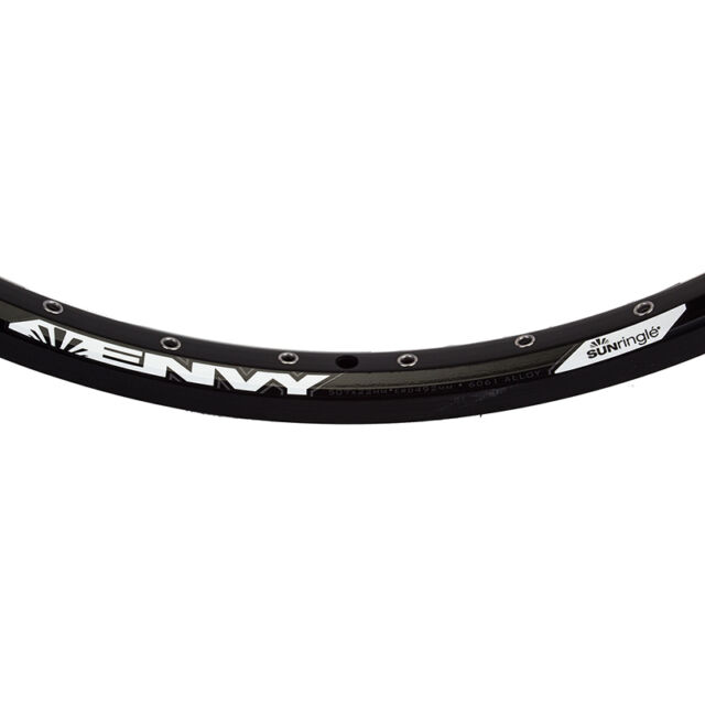"""SUN ENVY RIM BMX 20X1.75/"""" 36H FRONT CHROME"""