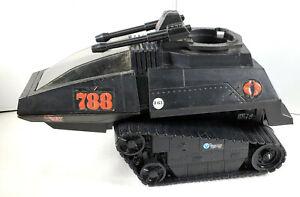 Vintage 1983 GI Joe Cobra HISS Tank 788 COMPLETE with Driver