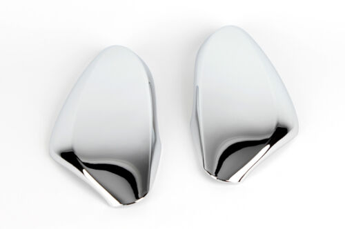 HYUNDAI ACCENT 2011-2014 CHROME SIDE MIRROR COVER