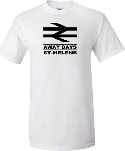 Rugby Away jours St Helens T Shirt