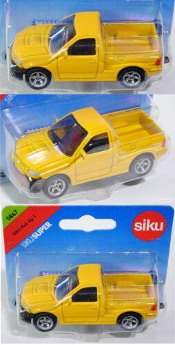 1:71 SIKU RANGER ca Siku Super 0867 SIKU Pick Up 1