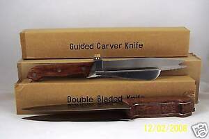 Image Is Loading SET OF 2 SPECIALTY KITCHEN KNIVES SOLD ON