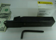 Kennametal A2 Indexable Part Off Cutoff Tool 32x25 Insert Holder Lathe 1798553
