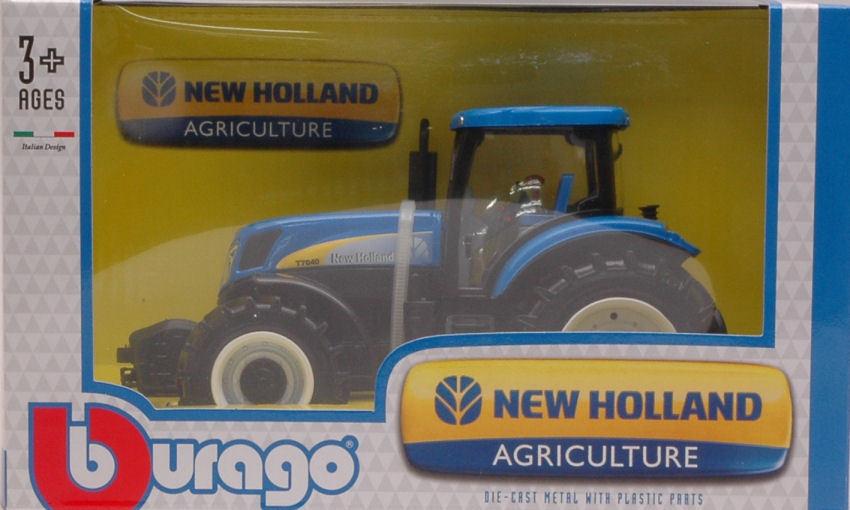 New Holland T7000 Farm Tractor 1 32 Model BBURAGO