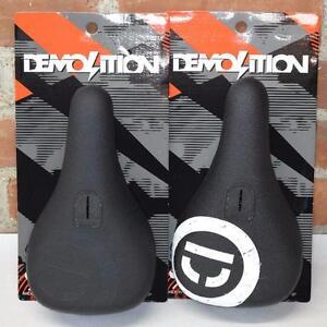 Demolition D Mid Pivotal BMX Seat ( Eastern Fit Kink Stolen Cult Odyssey S&M )