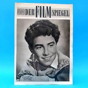 GDR-Filmspiegel-7-1955-Roberto-Benzi-Gerard-Philipe-Wolf-Beneckendorff