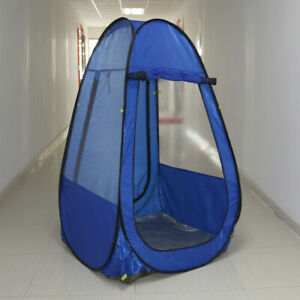 Outdoor Single Pop Up Tent Sports Pod Under The Wather