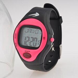 Heart Rate Monitor Watch Pink Best for Men & Women ...