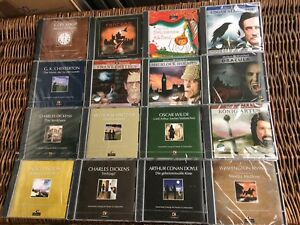 16x-Hoerbuch-CD-Paket-Neu-OVP-ua-Mythos-Wahrheit-Sammlung-Posten-Hoerbuecher-CDs
