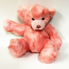 Strawberry Sherbet Teddy Bear Color Great Soft Cuddle Toy Gift