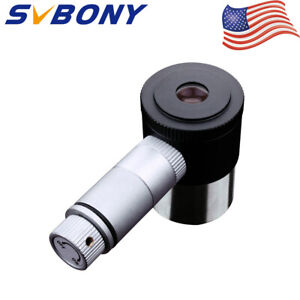 New-Optical-1-25-034-12-5mm-Crosshair-Illuminated-Reticle-Eyepiece-For-Telescope-US