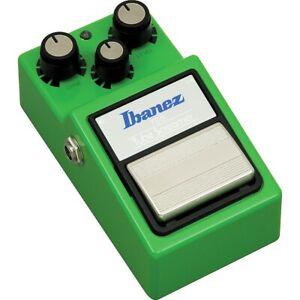 Ibanez-TS9-Tube-Screamer-Effects-Pedal