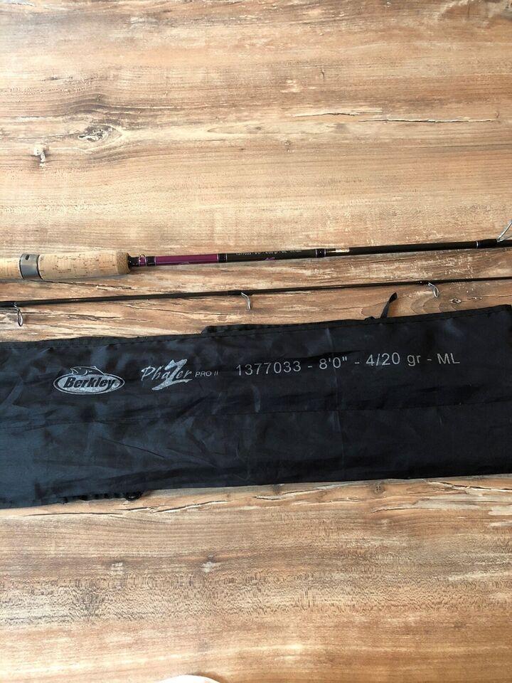 Fiskestang, Berkley phazer pro2