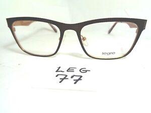 da64271c78 Image is loading New-LEGRE-Eyeglasses-Frame-LE5110-H6-Brown-Rectangular-