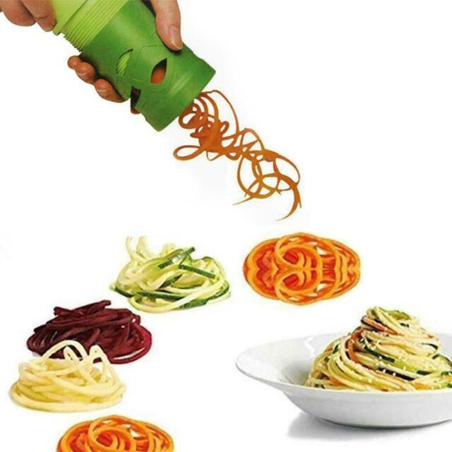 Cutter Spiral Pasta Spiralizer Zucchini Spaghetti Maker Vegetable Noodle Slicer