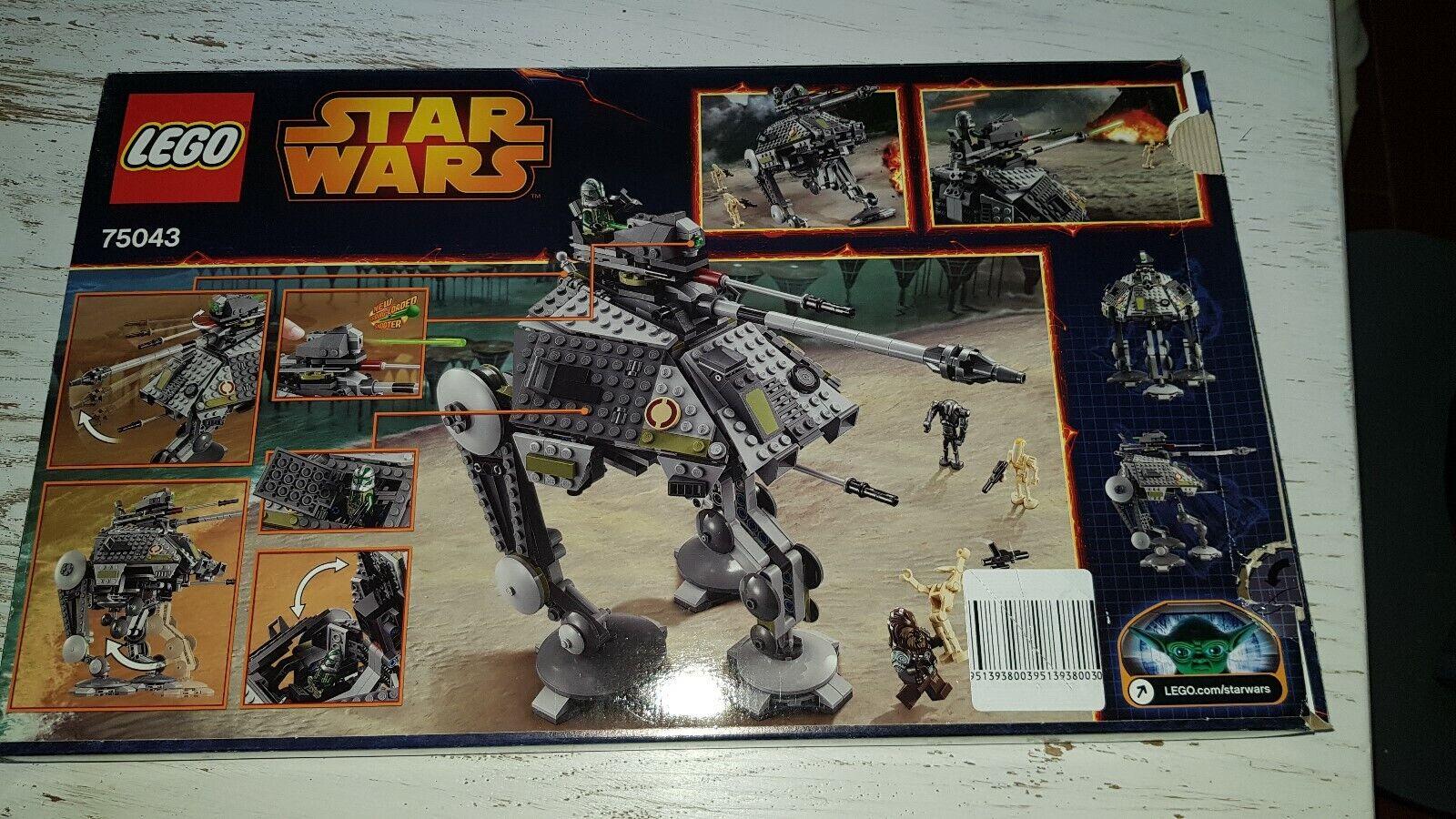 Lego Star Wars 75043 inkl. Bauanleitungen und OVP.....