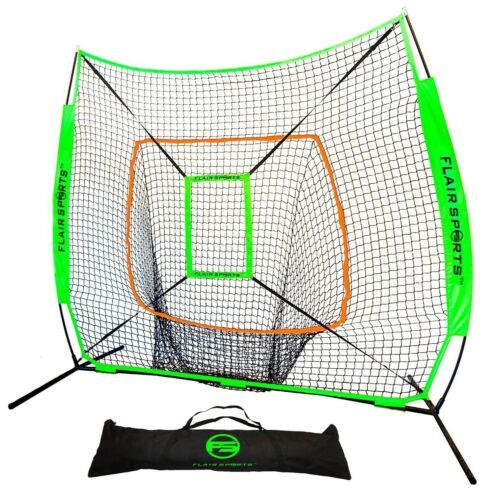 Flair Sports Baseball /& Softball Net for Hitting /& Pitching Pro Series