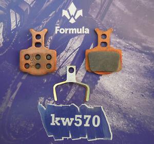 HEL Performance Organic Disc Brake Pads For FORMULA R1R