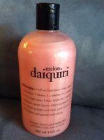 Philosophy melon Daiquiri Shampoo, Shower Gel & Bubble Bath 16 Fl Oz -