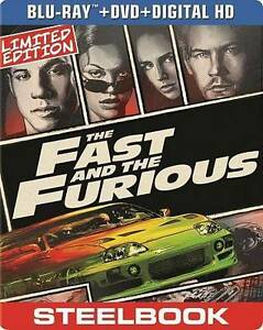 The-Fast-and-the-Furious-Blu-ray-Limited-Edition-Steelbook-New-Sealed-OOP