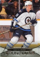11/12 UPPER DECK YOUNG GUNS ROOKIE RC #247 CARL KLINGBERG JETS *32546