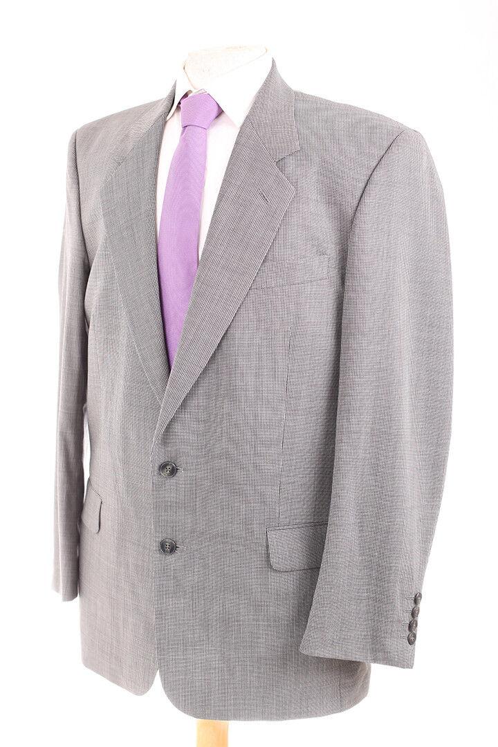 41086d514ce5c JAEGER GREY STRIPE 40L DRY-CLEANED SUIT MEN'S ntjhiy1861-Suits ...
