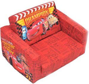 La Foto Se Está Cargando Nuevos Ninos Flip Out Sofa Cars Mcqueen