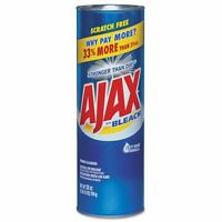 Ajax Powder Cleanser With Bleach, 28 Oz Canister, 12/carton - Cpc05374 on sale