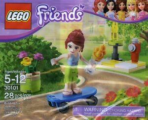 LEGO-30101-Amigos-SKATER-30101-Polybag-BNIP