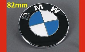DE-Emblem-fuer-BMW-Auto-Motorhaube-82mm-Logo-Plakette-Roundel-Badge-Kofferraum