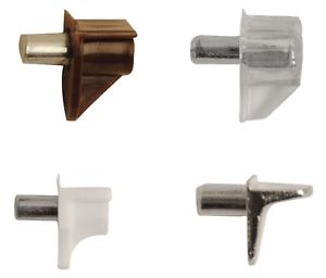 Étagère Supports Chevilles Pins Plug Stud en 5 mm Cuisine Armoire Cabinet