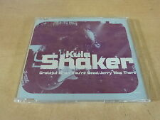 KULA SHAKER - GRATEFUL WHEN YOU'RE DEAD !!JEWEL CASE !!!  RARE CD!!!!!!!