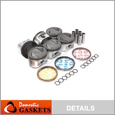 FULL GASKET SET RINGS BEARINGS Fits 96-04 NISSAN 3.3L VG33E PATHFINDER QUEST