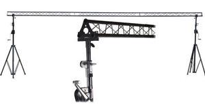 Griffin OVLK353 Crank Up Truss Triangle DJ Light Stage Stand Lighting Trussing Speaker PA System