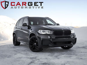 2017 BMW X5 35i - Msport| Touch Screen| Pano Roof| Nav