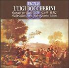 Boccherini: Quintetti per flauto, G. 438, 440, 442 (CD, Oct-2005, Tactus)