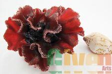 Reef Scene Deco Art Aquarium Artificial Coral Ornaments SH330M red