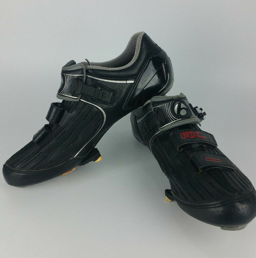 Informar a Bontrager Rxl Road para hombre 14.5 oro Series De Carbono Ciclismo Zapatos Botines