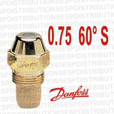 Brennerdüse Danfoss 0,75//60°S 030F6916