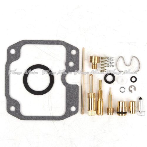Carb Repair Carburetor Rebuild Kit for Kawasaki 220 KLF220A Bayou 1988-1998