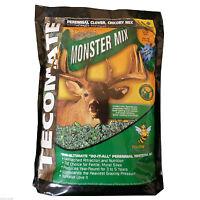 Tecomate Monster Mix Food Plot 2 Lbs Plants 1/4 Acre  Bulk Package