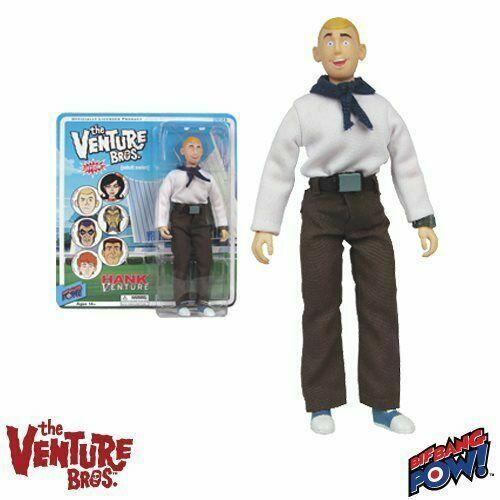 The Venture Bros Series 4 Hank 8-inch Action Figure