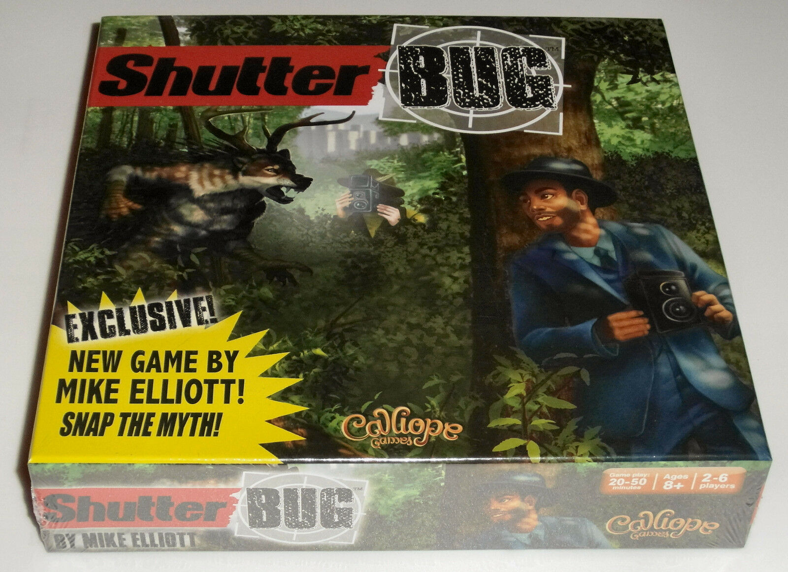 ShutterBug - Calliope Games - 2017