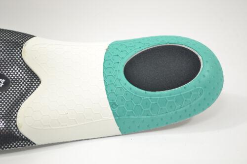 Einlegesohle Fußbett orthopädische Schuh Einlage Sohle Pelotte Latex Gel comfort