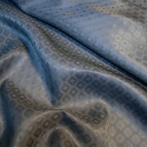 Louis-Vuitton-Authentic-pure-silk-french-FABRIC-jacquard-monogram-Price-for-1m