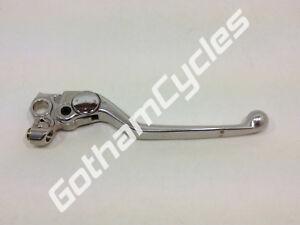 OEM Ducati Brembo Front Brake /& Clutch Master Cylinder Pump Black Lever Set Pair